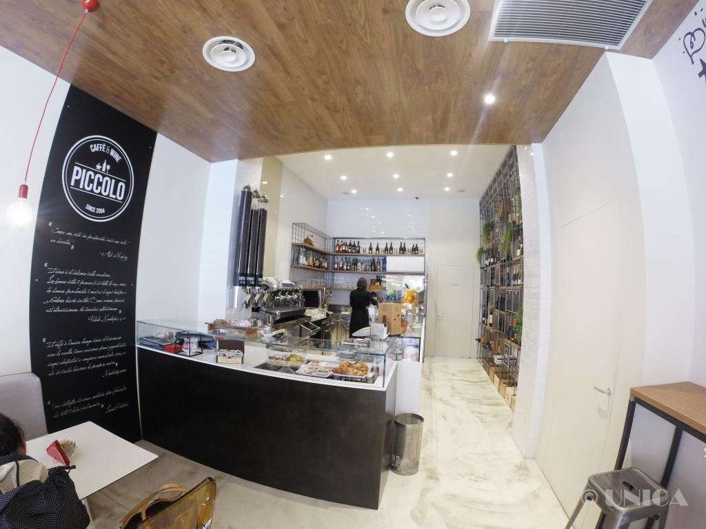 Arredamento per bar caffetteria for Arredamento caffetteria
